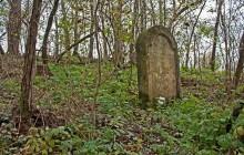 Izraelita temetők: Badacsonytomaj