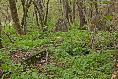 Badacsonytomaj izraelita temető