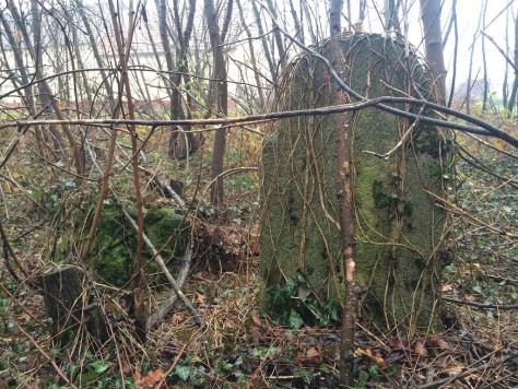 Izraelita temetők: Nagyszekeres