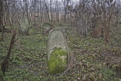 Izraelita temetők: Penyige