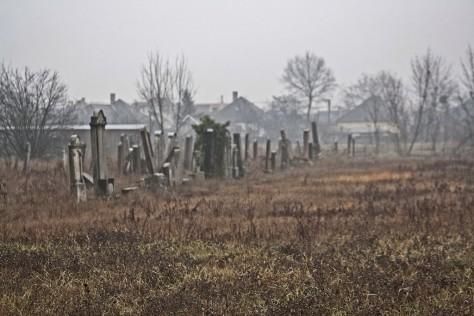 Fehérgyarmat izraelita temető