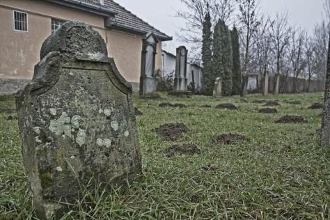 Izraelita temetők: Kérsemjén