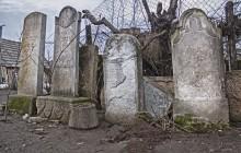 Cégénydányád izraelita temető