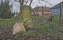 Gyügye izraelita temető