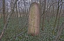 Császló zsidótemető