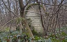 Császló izraelita temető