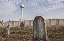 Izraelita temetők: Csaholc