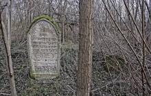 Vámosoroszi zsidótemető