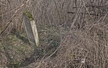Vámosoroszi izraelita temető