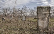 Tiszabecs izraelita temető