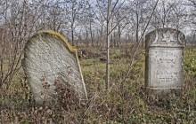 Izraelita temetők: Tiszabecs