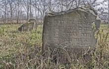 Tiszabecs zsidótemető