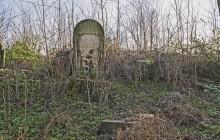 Izraelita temetők: Botpalád