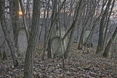 Nagyhódos izraelita temető