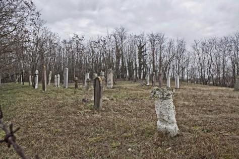 Nyíregyháza 3 (Oros) izraelita temető