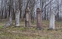 Izraelita temetők: Nyíregyháza 3 (Oros)