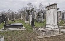 Izraelita temetők: Nyíregyháza 1-2