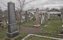 Nyíregyháza 1-2 izraelita temető