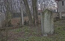 Nyírpazony 1-2 izraelita temető