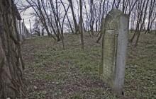 Izraelita temetők: Nyírpazony 1-2