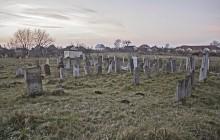 Kántorjánosi izraelita temető