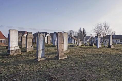 Ópályi izraelita temető