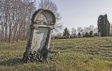 Szamoskér 1-2 izraelita temető