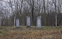 Izraelita temetők: Tákos 1-2