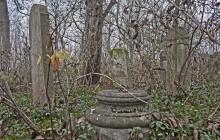 Mándok izraelita temető