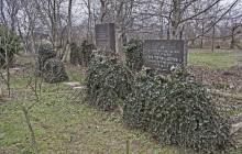 Izraelita temetők: Mándok