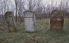 Izraelita temetők: Szabolcsveresmart