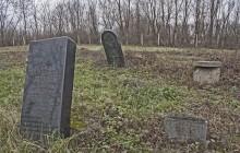 Izraelita temetők: Szabolcsbaka 2