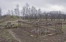Izraelita temetők: Szabolcsbaka 1