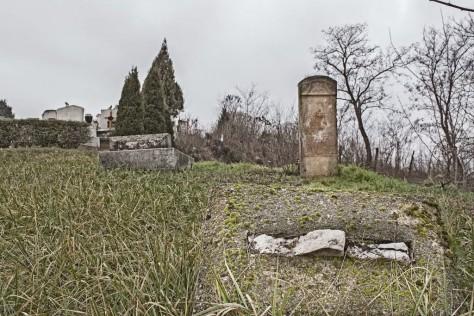 Rétközberencs izraelita temető