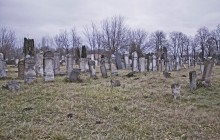 Izraelita temetők: Tiszalök 1