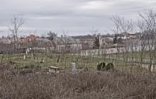 Kék izraelita temető