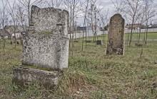 Izraelita temetők: Kék