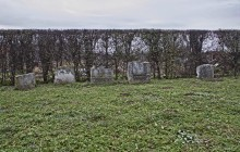 Izraelita temetők: Apagy