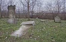 Izraelita temetők: Baktalórántháza
