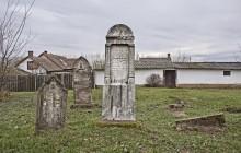 Baktalórántháza izraelita temető