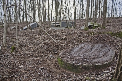 Izraelita temetők: Magy