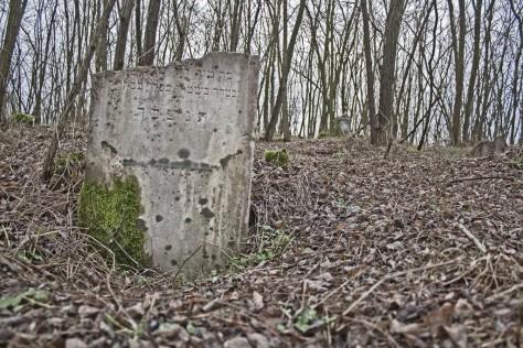 Izraelita temetők: Pócspetri