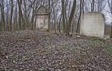 Pócspetri izraelita temető