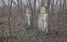 Izraelita temetők: Szakoly 2