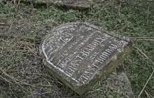 Izraelita temetők: Jászdózsa
