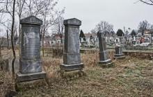 Izraelita temetők: Kenderes