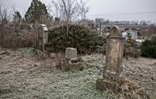Tiszaderzs izraelita temető