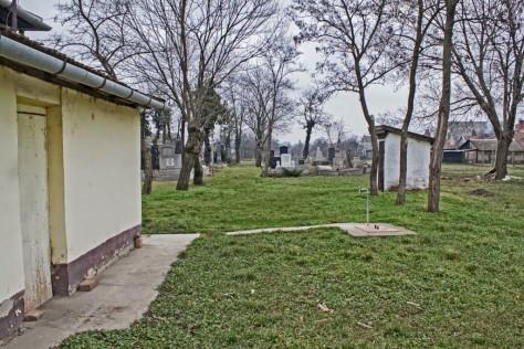 Törökszentmiklós izraelita temető