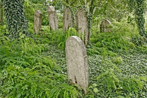 Izraelita temetők: Bakonybánk