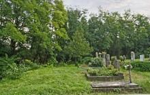 Szákszend izraelita temető